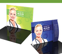 10' Formulate Tension Fabric Displays - Straight