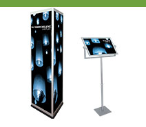 Poster & Sign Stands
